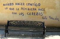 Neruda nos Muros