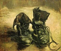 Sapatos.VangGogh